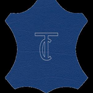 Simili Cuir Exterior Bleu -  W0311