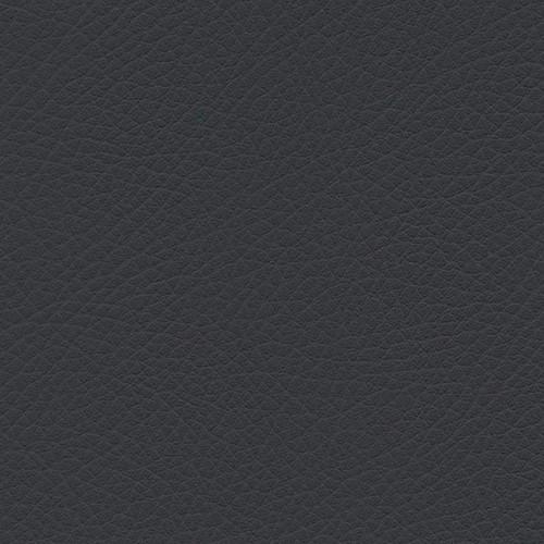 Simili Cuir Grano Fine Anthracite - W0509