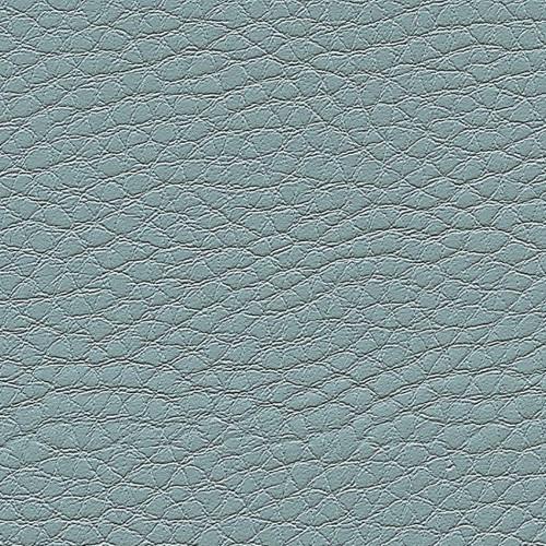 Simili Cuir Grano Grande Bleu Ciel - W0628