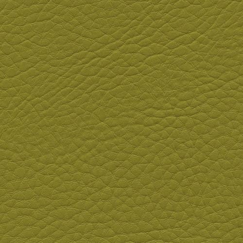 Simili Cuir Grano Grande Citron - W0623