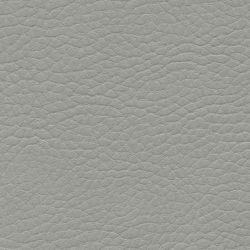 Simili Cuir Grano Grande Gris - W0641