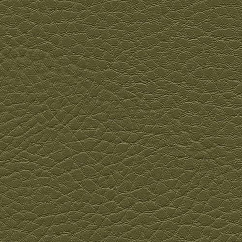 Simili Cuir Grano Grande Kaki - W0625