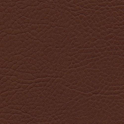 Simili Cuir Grano Grande Marron - W0611