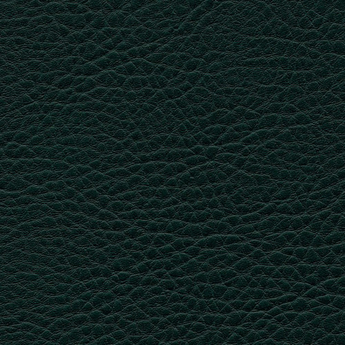 Simili Cuir Grano Grande Vert Forêt - W0626