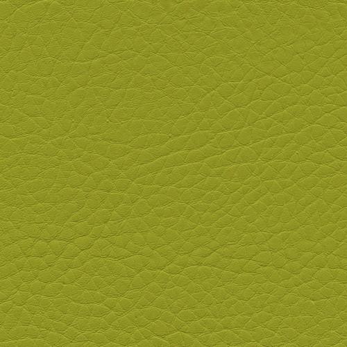 Simili Cuir Grano Grande Vert Pomme - W0622