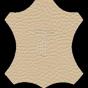 Simili Cuir Grano Grande Lin - W0602