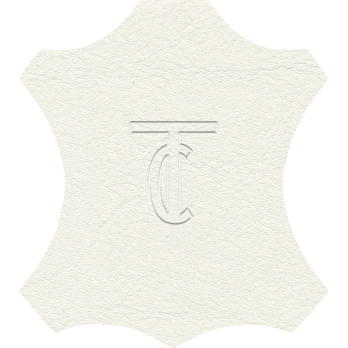 Simili Cuir Venato Blanc - W0700