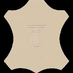 Simili Cuir Venato Crème - W0702