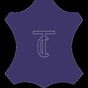 Simili Cuir Venato Violet - W0715